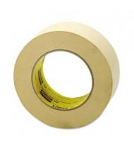 "Scotch 1.88"" x 60 yds Natural High Performance Masking Tape, 3"" Core"