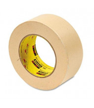 "Scotch 1.88"" x 60 yds Natural General Purpose Masking Tape, 3"" Core"