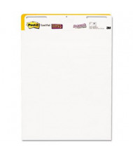"""Post-It Self-Stick 25"""" X 30"""", 30-Sheet, 2-Pack, Unruled Easel Pads"""