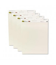 """Post-it Self-Stick 25"""" x 30"""", 30-Sheet, 4-Pack, Unruled Easel Pads"""