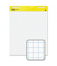 """Post-it Self-Stick, 25"""" x 30"""", 30-Sheet, 2-Pack, Quadrille Ruled Easel Pads"""
