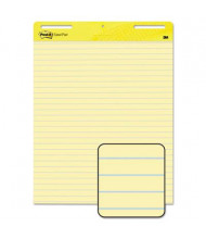 """Post-It Self-Stick 25"""" X 30"""", 30 Sheet, 2-Pack, Ruled Easel Pads"""