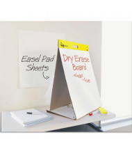 """Post-It Table Top, 20"""" X 23"""", 20-Sheet, Unruled Dry-Erase Easel Pad"""