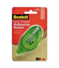 """Scotch 3/8"""" x 396"""" Extra Strength Adhesive Roller"""