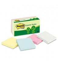 "Post-It 3"" X 3"", 12 100-Sheet Pads, Helsinki Greener Notes"