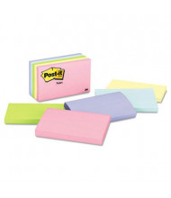"""Post-It 3"""" X 5"""", 5 100-Sheet Pads, Marseille Color Notes"""