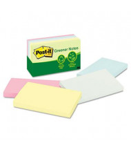 "Post-It 3"" X 5"", 5 100-Sheet Pads, Helsinki Greener Notes"