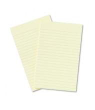 """Post-It 5"""" X 8"""", 2 50-Sheet Pads, Lined Canary Yellow Notes"""