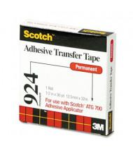 "Scotch 1/2"" x 108 ft. ATG Adhesive Transfer Tape"
