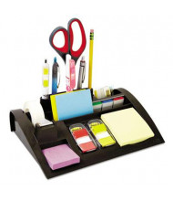 Post-it Notes Dispenser Desktop Organizer with Weighted Base