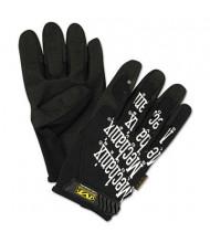 Mechanix Wear The Original X-Large Work Gloves, Black