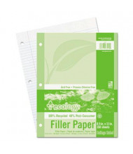 """Pacon 8-1/2"""" x 11"""", 150-Sheets, College Rule Ecology Filler Paper"""