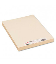 """Pacon 12"""" x 9"""" 100-Pack Manila Medium Weight Tagboards"""