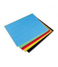 """Pacon 28"""" x 22"""" 25-Pack Assorted Colors Four-Ply Poster Boards"""