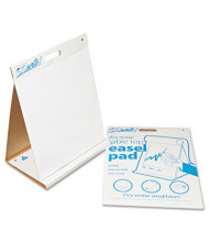 """Pacon GoWrite! 20"""" x 23"""", 10-Sheet, 4-Pack Dry Erase Table Top Easel Pads"""