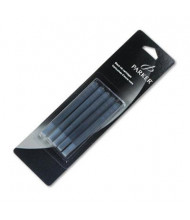 Parker Refill for Permanent Fountain Pens, Black Ink, 5-Pack