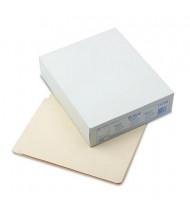Pendaflex Laminated Spine Straight Tab Letter Shelf File Folder, Manila, 50/Box