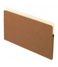 """Pendaflex Legal 1-3/4"""" Expansion File Folder Pocket, Red, 25/Box"""