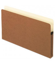 """Pendaflex Legal 3-1/2"""" Expansion File Folder Pocket, Red, 25/Box"""