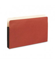 "Pendaflex Legal 3"" Expanding Straight Tab Watershed Folder, Redrope"