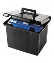 "Pendaflex 14"" D Letter Portafile File Storage Box, Black"