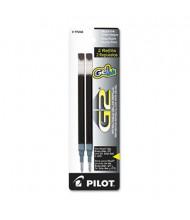 Pilot Refill for Gel Pens, Black Ink, 2-Pack