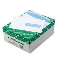 "Quality Park 4-1/2"" x 9-1/2"" Insurance Claim Form #10 Gummed Security Envelope, White, 500/Box"