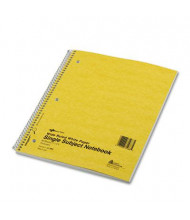 "National Brand 8-7/8"" X 11"" 80-Sheet Wide Rule Notebook"