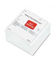 "Rediform 4"" x 4"" Self-Sticking Mega Message Cube Pad, 512-Forms"