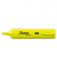 Sharpie Blade Tip Highlighter, Yellow