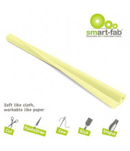 """Smart-Fab 48"""" x 40 ft. Cream Disposable Fabric Roll"""