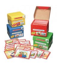 Scholastic Little Leveled Readers Grade Pre K-2 Mini Teaching Guide Set, 15 Titles