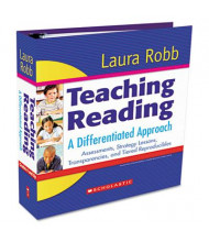 Scholastic Teaching Reading: A Differentiated Approach Binder, 504 Pages