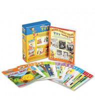 Scholastic Word Family Tales Grade Pre K-2 Teaching Guide Set, 25 Books