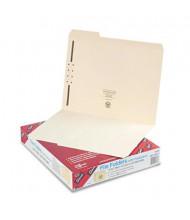 Smead 1/3 Cut Top Tab 1-Fastener Letter File Folder, Manila, 50/Box