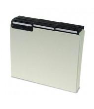 Smead Letter Metal Top Tab Index File Guide Set, Pressboard, 50/Box