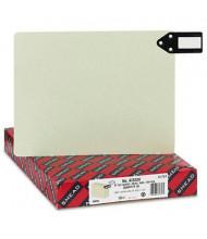Smead Letter Metal End Tab Index File Guide Set, Pressboard, 50/Box