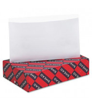 """Smead 9"""" x 5-9/16"""" Self-Adhesive Top-Load Poly Pockets, 100/Pack"""