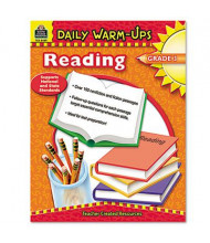Teacher Created Resources Daily Warm-Ups: Reading Grade 3 Paperback Book, 176 Pages
