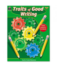 Teacher Created Resources Traits of Good Writing Grades 3-4 Book, 144 Pages