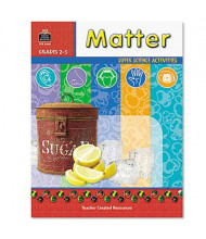 Teacher Created Resources Matter Grades 2-5 Super Science Activity Book, 48 pages