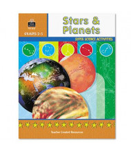 Teacher Created Resources Stars & Planets Grades 2-5 Super Science Activity Book, 48 pages