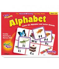 Trend Match Me Alphabet Puzzle Game
