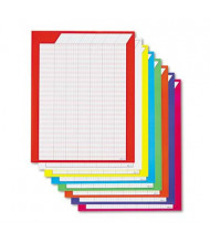 """Trend 22"""" x 28"""" Vertical Incentive Charts, Assorted, 8/Pack"""