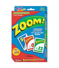 Trend ZOOM! Math Card Game