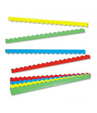 "Trend Terrific 2-1/4"" x 39"" Assorted Colors Board Trimmer Panels, 48/Set"