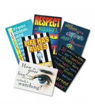 """Trend """"Building Character"""" Argus Poster Combo Pack, 6 Posters/Pack"""