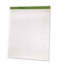 """Ampad Recycled 27"""" x 34"""", 50-Sheet, 2-Pack, Ruled Flip Charts"""