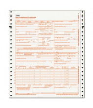 """TOPS 8-1/2"""" x 11"""" Centers for Medicare & Medicaid Services Form, 1500-Forms"""