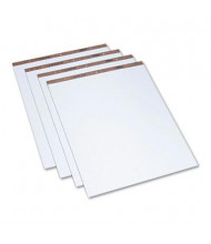 """TOPS 27"""" x 34"""", 50-Sheet, 4-Pack, Quadrille Ruled Easel Pads"""